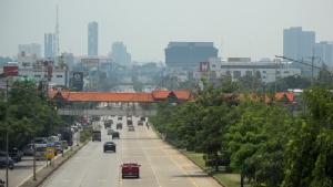 ขอนแก่นไม่เบา PM 2.5 สูงถึง 101 ไมโครกรัม/ลบ.ม. เตือนสวมหน้ากากอนามัย
