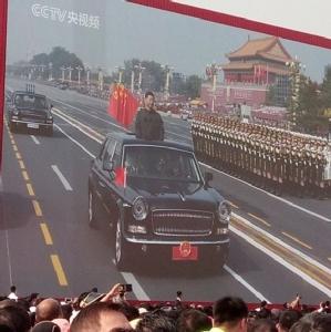 จีนโชว์ขีปนาวุธทรงพลานุภาพที่สุดของประเทศ DF-41 และอาวุธใหม่อื่นๆอีกเพียบในพาเหรดวันชาติจีนปีที่ 70
