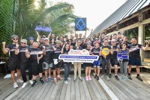 """ธนาคารกรุงเทพ จัดเวิร์กช็อป """"Road to Bangkok Bank CycleFest"""" เรียนรู้เทคนิคการปั่นจักรยานผสานการท่องเที่ยววิถีชุมชนบางกะเจ้า"""