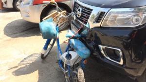 ญาติคนเมาขับกระบะชนยายขี่จักรยานดับเผยเจ้าตัวรับผิดเสียใจหนักแต่ยังไม่พร้อมเปิดปาก