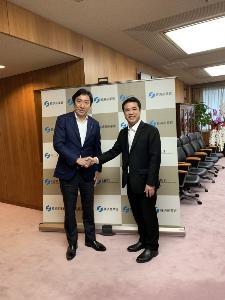 """""""สุริยะ"""" ดึงคลื่นลงทุนญี่ปุ่นระลอกใหม่มาไทย โชว์ศักยภาพอีอีซี"""