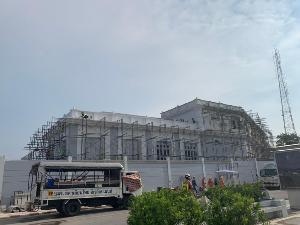 ทร.เคลียร์สร้างบ้านพักรับรองริมเจ้าพระยา 112 ล. ไว้รับแขกวีไอพี ประเดิมงานอาเซียน ยันไม่แพง