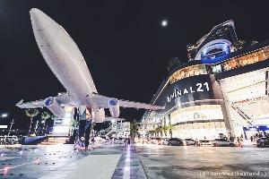 """ติดเครื่องชลฯ ตะลุยโลก ณ """"Terminal 21 Pattaya"""""""