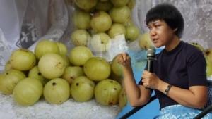 """อภัยภูเบศร แนะกินผักใกล้ตัวต้านพิษฝุ่น ชู """"มะขามป้อม-ขมิ้นชัน"""" เพิ่มสมรรถภาพปอด"""