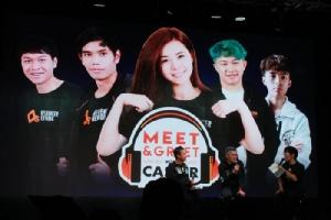 กิจกรรม Meet & Greet with Caster