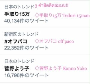 คำที่ถูกค้นหามากที่สุด 3 อันดับแรกของญี่ปุ่น คือคำว่า ?!!