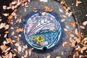 ศิลปะบนฝาท่อระบายน้ำญี่ปุ่นสำคัญไฉน?