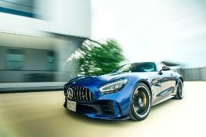 เปิด AMG GT R โฉมใหม่ สปอร์ตแรง หรู ราคา 17.9 ล้านบาท