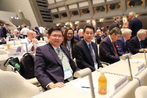 """""""สุวิทย์"""" ร่วมประชุมเวทีวิทยาศาสตร์ระดับรัฐมนตรีที่ญี่ปุ่น"""