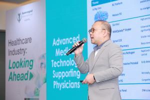 บำรุงราษฎร์ รุกสร้างความแตกต่างด้านนวัตกรรม ชู Medical technology ปฏิวัติการดูแลสุขภาพรูปแบบใหม่สู่โลกอนาคต ตั้งเป้าผู้นำด้านบริบาลสุขภาพระดับโลก ในอีก 3 ปีข้างหน้า