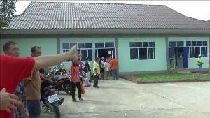 คนพะเยาเปิดเวทีประชาคมซ้ำรอบสอง ลงมติเอกฉันท์-ค้านตั้งโรงงานเคมีพาราซีเมนต์ใกล้ชุมชน