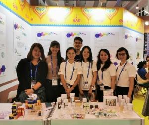 สถาบัน KAPI ปลื้ม ผลงานวิจัยจากสถาบันฯ ได้รับการตอบรับเป็นอย่างมากจากผู้เข้าชมงาน CHINA-ASEAN EXPO ครั้งที่ 16