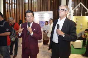 "NIA ฉลองความสัมพันธ์ทางการทูตไทย-ออสเตรีย 150 ปี จัดใหญ่นิทรรศการ ""Bangkok - Vienna Innovation District Exhibition"""