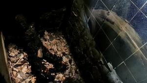 """ไม่เชื่ออย่าลบหลู่! ครูหนุ่มยันจิตนิมิตลอยกราบ """"พระแท่นศิลาอาสน์"""" ก่อนเห็นศพเหยื่อฆ่าแล้วเผาจริง"""