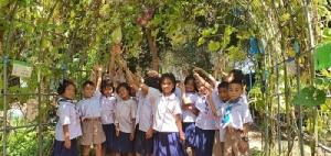 ซีพีเอฟ สนับสนุนโรงเรียนต้นแบบอาหารกลางวันระดับประเทศ