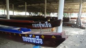 มรดกวัฒนธรรมแห่งสายน้ำ ศูนย์อนุรักษ์เรือยาว วัดสุวรรณราชหงษ์