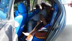 เขยโหด! โดนด่าติดพนัน ใช้ปืนลูกซองจ่อยิงเมีย-แม่ยายขณะขับรถหนี สุดท้ายยิงตัวเองตายตามเมีย