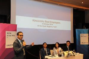 """""""คินเซนทริค"""" ธุรกิจใหม่ที่ปรึกษาภาวะผู้นำ รับการเปลี่ยนแปลงทางธุรกิจ ตัวช่วย SME"""