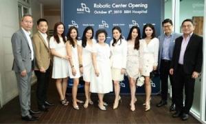 """""""บีบีเอช"""" เปิดตัวนวัตกรรมใหม่ Robotic Center BBH Hospita"""