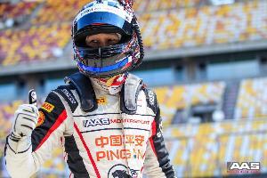 AAS Motorsport ฉลองชัย คว้าแชมป์ปิดท้ายที่จีน