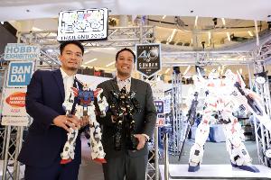 """""""SIAM PARAGON presents GUNPLA EXPO THAILAND 2019""""  รวมความเป็นสุดยอดกันพลา โมเดลระดับโลกจากญี่ปุ่น"""