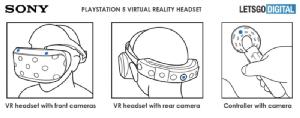 """สิทธิบัตรโชว์ """"PS5 VR Headset"""" จอยใหม่ ไร้สาย ติดกล้องรอบทิศทาง"""