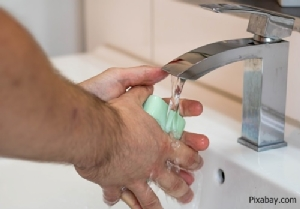 """แค่เพียง """"ล้างมือ"""" ก็ลดโรคได้"""