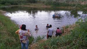 ชุมชนบ้านคา ฝ่าวิกฤตน้ำแล้งด้วยงานวิจัย