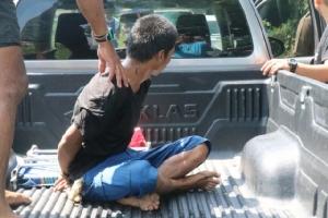 ขี้ยากลัวติดคุกกระโดดหนีขณะนำตัวส่งศาล สุดท้ายไปไม่รอดแถมเพิ่มโทษ