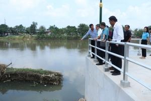 อจน.เตรียมเซ็นสัญญาดูแลระบบบำบัดน้ำเสียเทศบาลเมืองราชบุรี