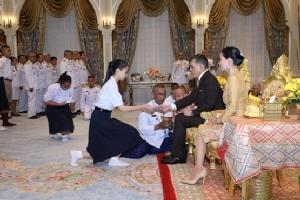 ในหลวง-พระราชินี พระราชทานวโรกาสให้ทูตแคนาดาประจำประเทศไทย เข้าเฝ้าฯ