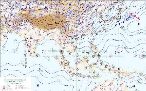 ฝนกระหน่ำ! อุตุฯ เตือน กทม.-ปริมณฑล-ใต้ ฝนตกหนัก ลมกระโชกแรง ทะเลอ่าวไทยตอนล่างมีคลื่นสูง