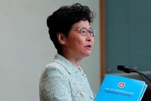ผู้นำฮ่องกง แคร์รี่ แลม ยันไม่ถกการเลือกตั้งทั่วไปในตอนนี้