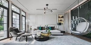 Malton Private Residence Sukhumvit 31 สวยติดโผ Interior Design Scheme เวทีโลก