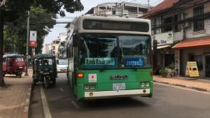 ไปง่าย จ่ายไม่เยอะ เที่ยวเวียงจันทน์ด้วยรถเมล์