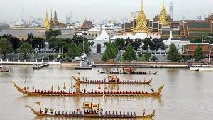 เรือพยุหยาตราชลมารค ล้วนเป็นเรือรบมาก่อน! ถึงรบก็สลักลวดลายสวยงาม สร้างมาแต่สมัย ร.๑ ก็มี!!