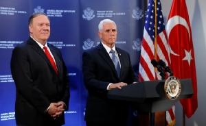 ข่าวดี!!สหรัฐฯและตุรกีบรรลุข้อตกลงหยุดยิงในภาคเหนือของซีเรีย