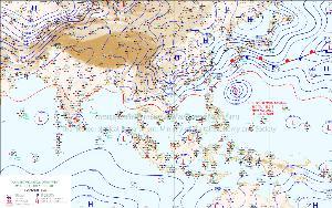 อุตุฯ เผยใต้ฝนชุกหนาแน่น ถึงหนักมากร้อยละ 80 เหนือ-อีสาน ลมแรง-อากาศเย็น ต่ำสุด 10 องศา