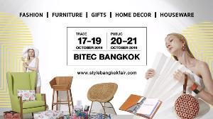 พาณิชย์ฯ เปิดงาน STYLE Bangkok โชว์สินค้าฝีมือคนไทย ดัน ผปก. บุกตลาดอินเตอร์