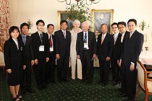 เยาวชนไทยและตัวแทนจากประเทศไทยเข้าร่วมการประชุมลินเดา