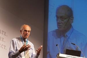 นักวิทยาศาสตร์รางวัลโนเบลบรรยายพิเศษ