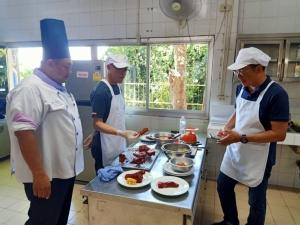 รับสมัครด่วน เทรนคนครัวบนเรือ 6 รุ่น รุ่นละ 20 คน ตั้งแต่ พ.ย. 62 - ก.ย. 63