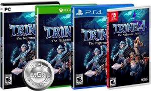 Review: Trine 4 The Nightmare Prince ก๊วนสหาย กับเจ้าชายตัวดี