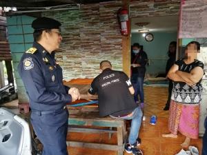 ป.ป.ส.ปูพรมปิดล้อมชุมชนเป้าหมายแพร่ระบาดยาเสพติด 5 จังหวัด หลังประชาชนร้องเรียน