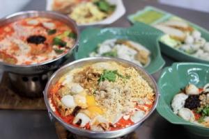ชวนชิมเมนูอร่อยที่ร้านกิมง้วนลูกชิ้นปลา