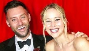 """ซูเปอร์สตาร์ฮอลลีวูด """"เจนนิเฟอร์ ลอว์เรนซ์"""" แต่งงานแล้ว หลังคบหาแฟนหนุ่มมาได้ 7 เดือน"""