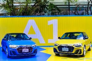 ออดี้ เปิดตัว Audi A1 Sportback ราคา 2.149 ล้านบาท พร้อมส่งมอบปลายปีนี้