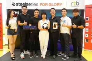 SteelSeries แต่งตั้ง อาร์ทีบีฯ เป็นตัวแทนจำหน่าย พร้อมเปิดตัวเกมมิ่งเกียร์ 7 รุ่นใหม่