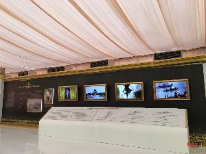 รัฐบาลชวนเที่ยวชมนิทรรศการขบวนพยุหยาตราทางชลมารค เปิดเข้าชมฟรี 24 ต.ค. - 11 พ.ย. ณ ท้องสนามหลวง