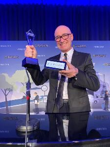 ไอคอนสยามปลื้ม 'ICONIC Multimedia Water Features' คว้า Gold STEVIE Awards 2019